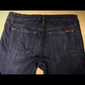 JOE'S Jeans Chanelle Mid Rise Skinny Jean, SZ 29.